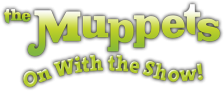 Muppets, The - On with the Show! logo