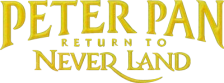 Peter Pan - Return to Neverland logo