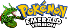 Pokemon - Emerald Version logo
