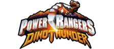 Power Rangers - Dino Thunder logo