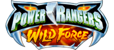 Power Rangers - Wild Force logo