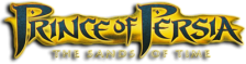 Prince of Persia - The Sands of Time logo