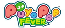 Puyo Pop Fever logo
