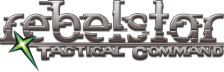 Rebelstar - Tactical Command logo