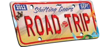 Road Trip - Shifting Gears logo