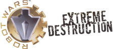 Robot Wars - Extreme Destruction logo