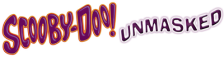 Scooby-Doo! - Unmasked logo