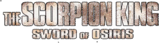 Scorpion King, The - Sword of Osiris logo