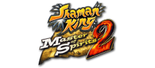 Shaman King - Master of Spirits 2 logo