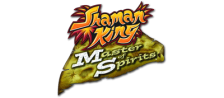 Shaman King - Master of Spirits logo