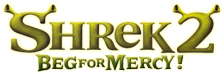 Shrek 2 - Beg for Mercy logo