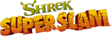 Shrek - Super Slam logo