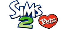 Sims 2, The - Pets logo