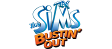 Sims, The - Bustin' Out logo