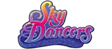 Sky Dancers - They Magically Fly! logo
