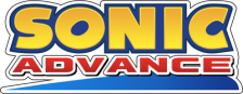 Sonic Advance logo