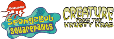 SpongeBob SquarePants - Creature from the Krusty Krab logo