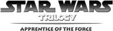 Star Wars Trilogy - Apprentice of the Force logo