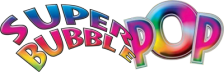 Super Bubble Pop logo