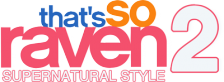 That's So Raven 2 - Supernatural Style logo
