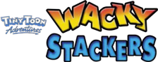 Tiny Toon Adventures - Wacky Stackers logo
