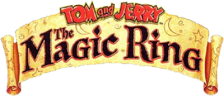 Tom and Jerry - The Magic Ring logo