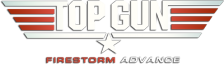 Top Gun - Firestorm Advance logo