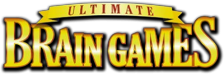 Ultimate Brain Games logo