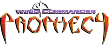 Wing Commander - Prophecy logo