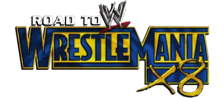 WWE - Road to WrestleMania X8 logo