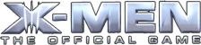 X-Men - The Official Game logo