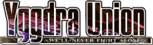 Yggdra Union - We'll Never Fight Alone logo