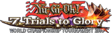 Yu-Gi-Oh! - 7 Trials to Glory - World Championship Tournament 2005 logo