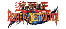 Yu-Gi-Oh! - Reshef of Destruction logo