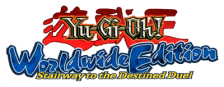 Yu-Gi-Oh! - Worldwide Edition - Stairway to the Destined Duel logo