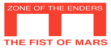 Zone of the Enders - The Fist of Mars logo