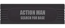Action Man - Search for Base X logo