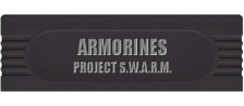 Armorines - Project S.W.A.R.M. logo