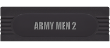 Army Men 2 logo