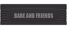 Babe and Friends logo