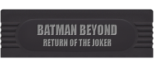 Batman Beyond - Return of the Joker logo