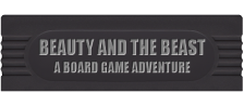 Beauty and the Beast - A Board Game Adventure logo