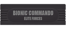 Bionic Commando - Elite Forces logo