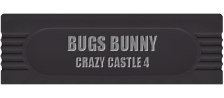 Bugs Bunny in Crazy Castle 4 logo