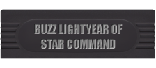 Buzz Lightyear of Star Command logo
