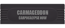 Carmageddon - Carpocalypse Now logo