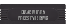 Dave Mirra Freestyle BMX logo