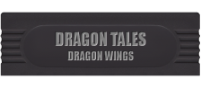 Dragon Tales - Dragon Wings logo