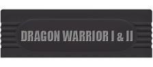 Dragon Warrior I & II logo