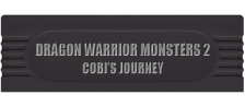 Dragon Warrior Monsters 2 - Cobi's Journey logo